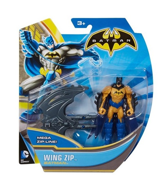 Mattel Batman Wing Zip - BHC70