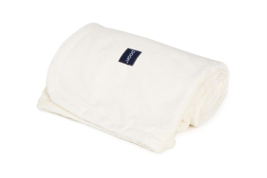 Poofi Παιδική Κουβέρτα 125x85εκ Minky Cream