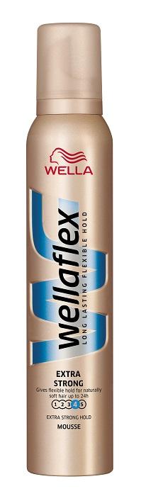 Wellaflex Αφρός Δυνατός 200ml