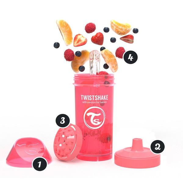Twistshake Κύπελλο Crawler Cup