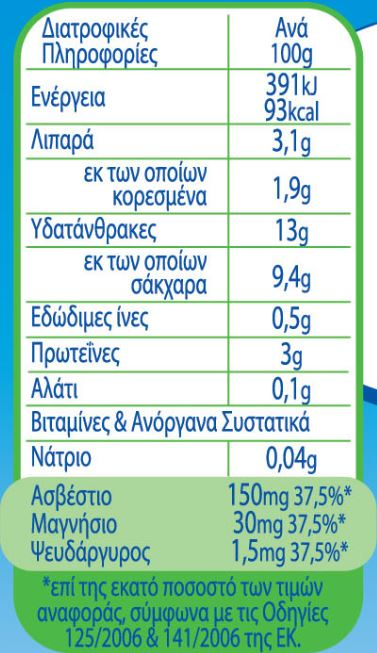 Nestle Neslac Επιδόρπια Γάλακτος Βανίλια 4x100gr