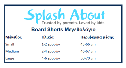 Splash About Board Shorts