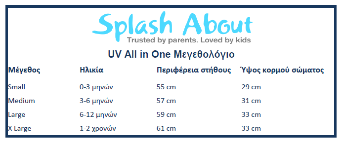 Splash About UV All in One