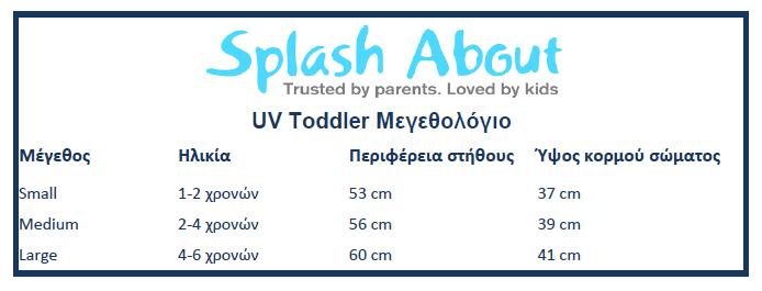 Splash About UV Toddler
